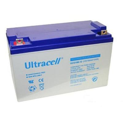 Batterie 12V 100Ah GEL - Ultracell